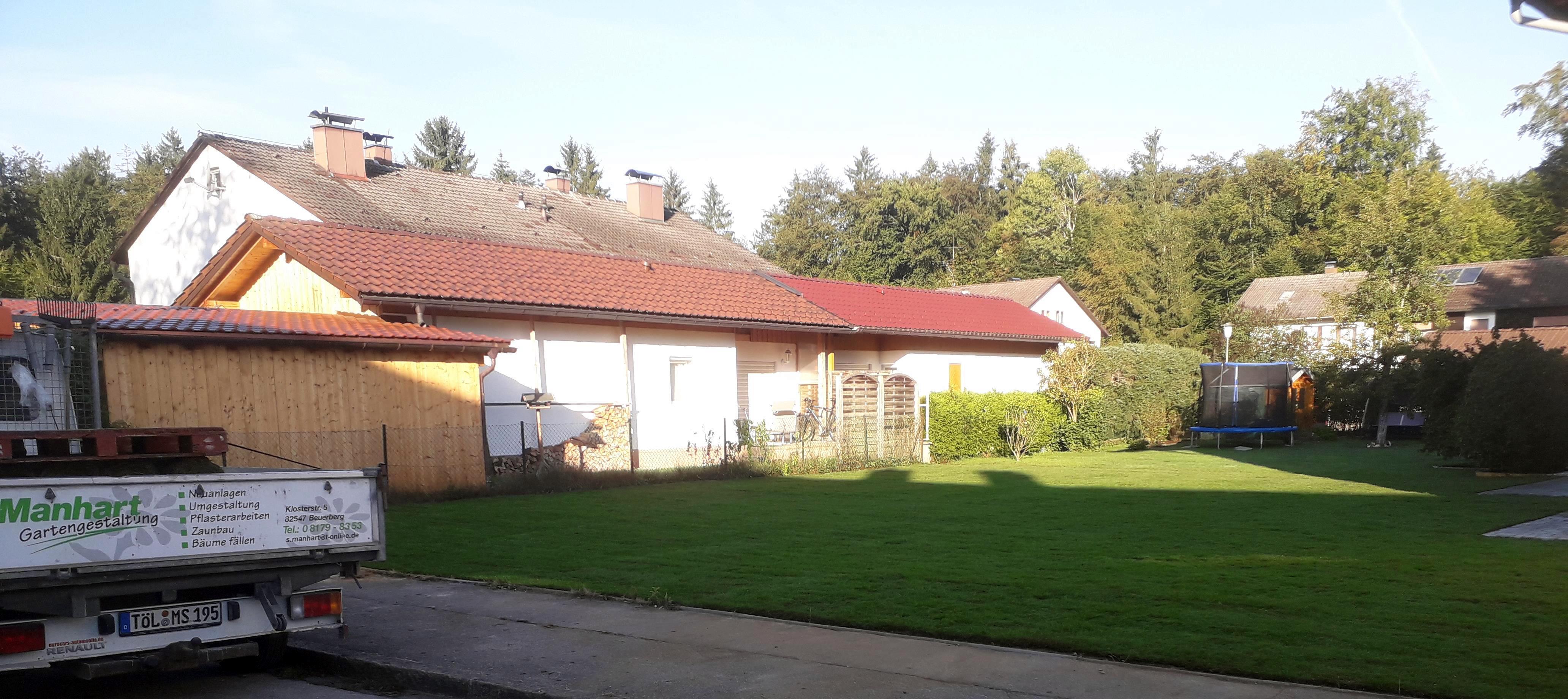 Manhart Garten & Pflaster Meisterbetrieb